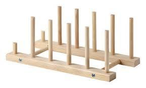 Znalezione obrazy dla zapytania ikea stojak na talerze NYPLOCKAD Uchwyt na talerze - IKEA