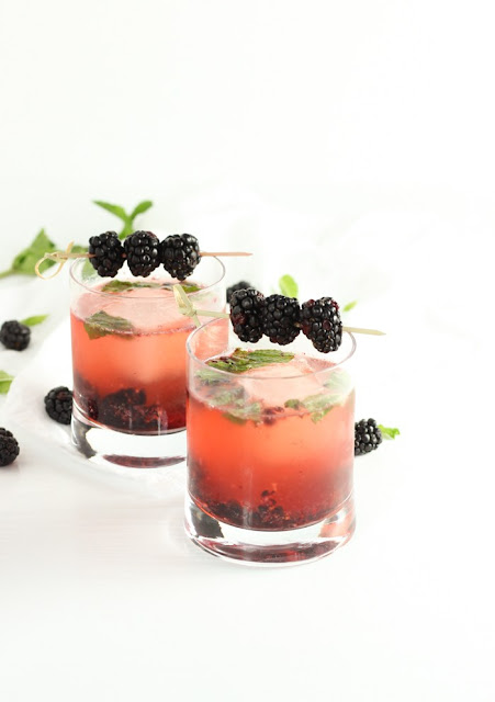 10 Boozy Labor Day Party Cocktails...margaritas, punches, mules, slushes and more! (sweetandsavoryfood.com)