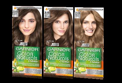 Teszteld az új Garnier Color Naturals Crèmet!