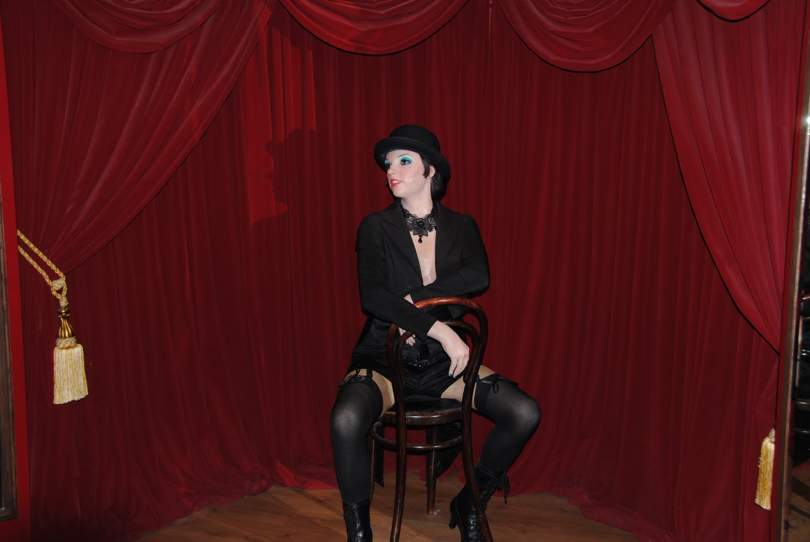 fotos ausschnitt madame tussauds berlin. Black Bedroom Furniture Sets. Home Design Ideas