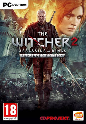 The Witcher 2: Assassins of Kings Enhanced Edition cover 2