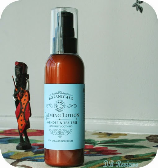 Botanicals Calming Body Lotion