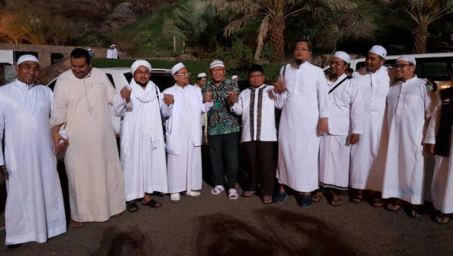Kapan Habib Rizieq Balik ke Indonesia? Ini Jawaban Dia