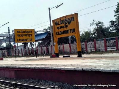 Kadambathur-Railway-Station