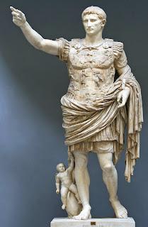 Augusto loricato (Musei Vaticani)