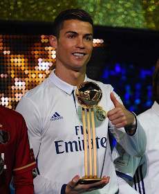 Cristiano Ronaldo Wins Big as Real Madrid Win FIFA Club World Cup (Photos)