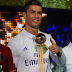 Cristiano Ronaldo wins best player of the tournament award as Real Madrid win FIFA Club World Cup ...photo