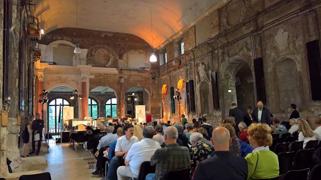Dresden Music Festival at Palais im Grossen Garten