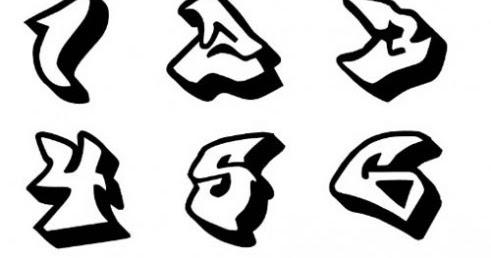 Graffiti: Graffiti Creator Numbers