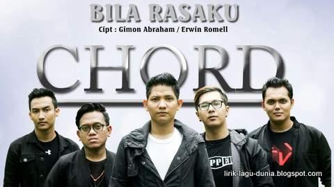 Lirik Lagu Chord Band - Bila Rasaku