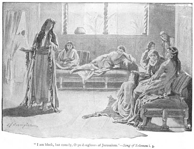 Cantar de cantares, en la versión de Fray Luis de León, Ancile