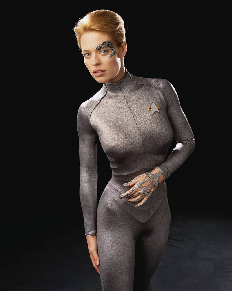 5 Horrifying Facts About Seven Of Nine S Uniform The Geek Twins