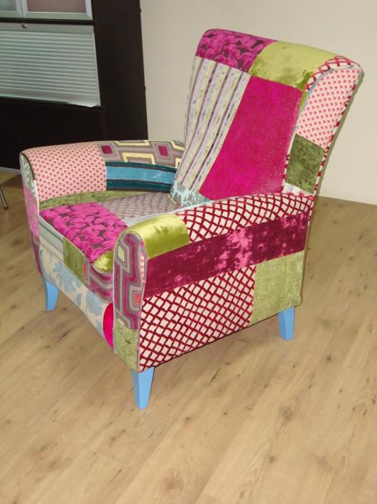 aqui os dejamos un sillon que se puede acoplar a cualquier estancia de la casa consultanos