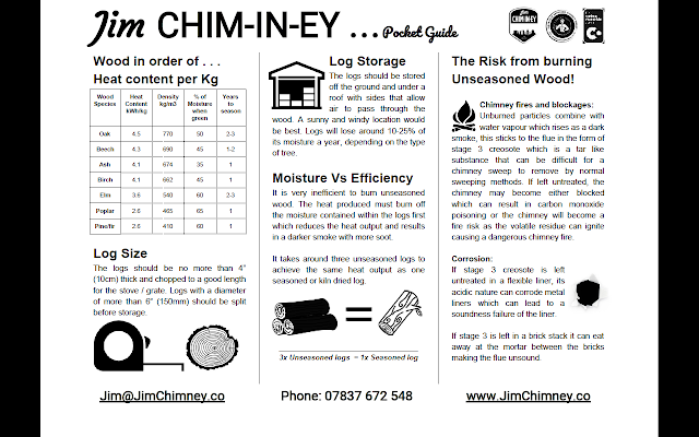 Pocket Guide to a Healthy Chimney page 3