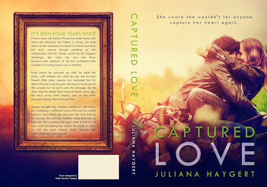 Cover Reveal: Captured Love by Juliana Haygert