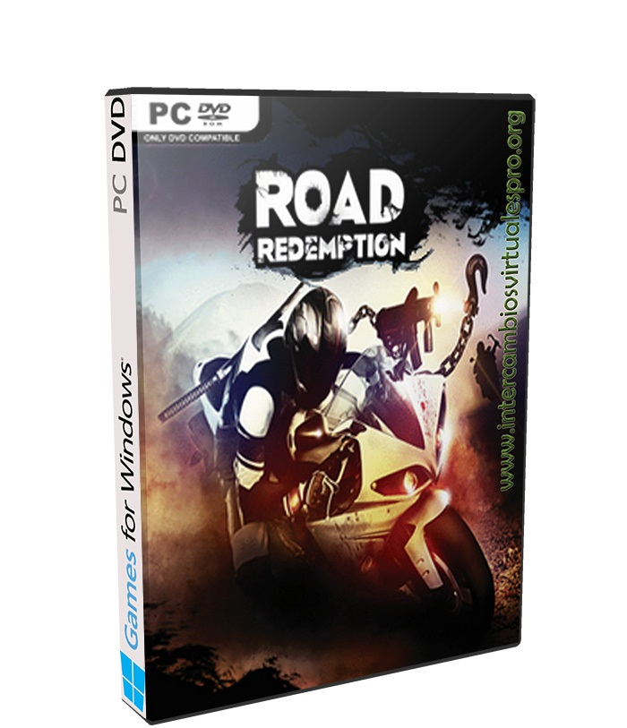 Road Redemption poster box cover