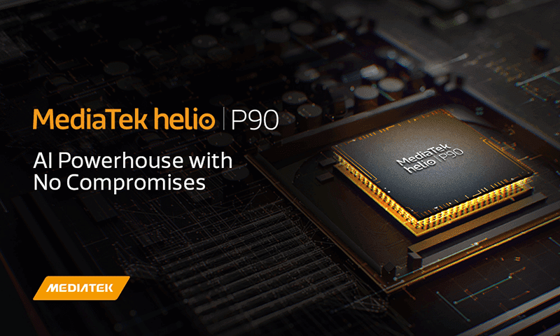 5 best features of the Mediatek Helio P90