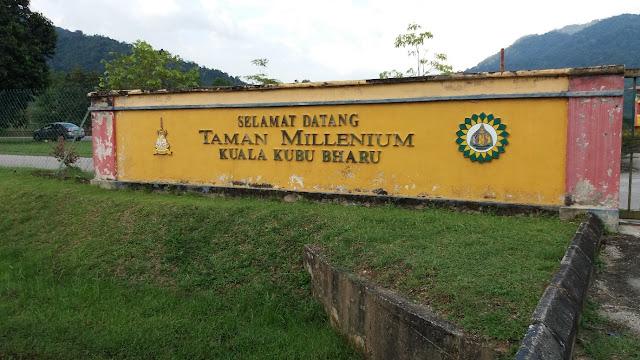Taman Millenium @ Kuala Kubu Bharu