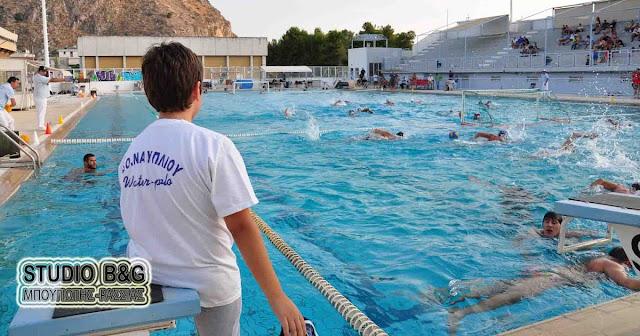 Κληρώσεις και οι όμιλοι για την δεύτερη φάση των πρωταθλημάτων υδατοσφαιρισης νέων (Κ19) και παίδων (Κ15)