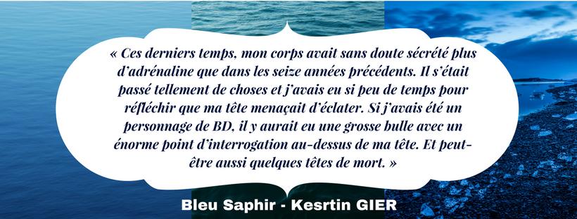 L Antre Du Loup Bleu Saphir