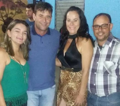 Família Leite prestigia São João 2016 do município de Livramento