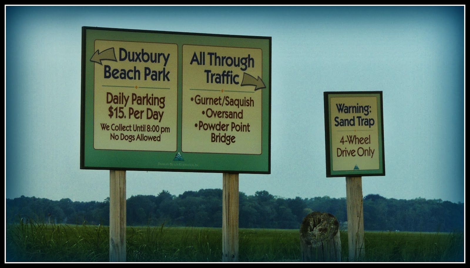 Duxbury Beach Park, Playas de Massachusetts