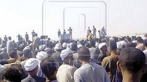 إخراج جثمان الشيخ رمضان بعد 73 يوماً من دفنه والسبب رؤيا جماعية لأهالي القرية فماذا كانت الرؤية ؟!!