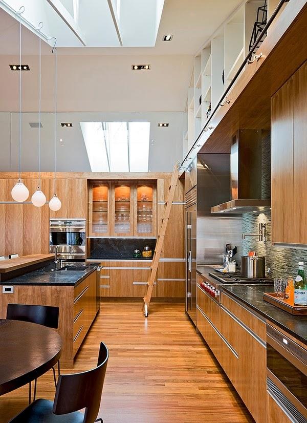 Renovasi Kombinasi Rumah Modern dan Tradisional