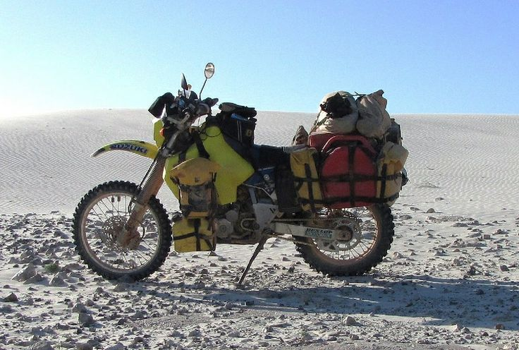 Filthie's Thunderbox: The Adventure Bike: A Good Idea Gone ...