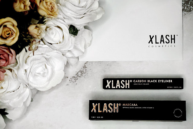 THE MASCARA I CAN'T LIVE WITHOUT - XLASH MASCARA AND EYELINER IN CARBON BLACK