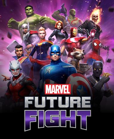 Download Marvel Future Fight Mod Apk v5.4.1 [Unlimited Money/Gold]