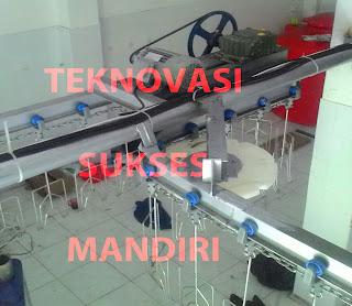 conveyor rumah potong ayam