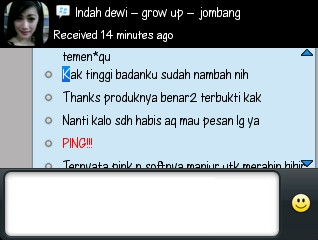 Testi original grow up