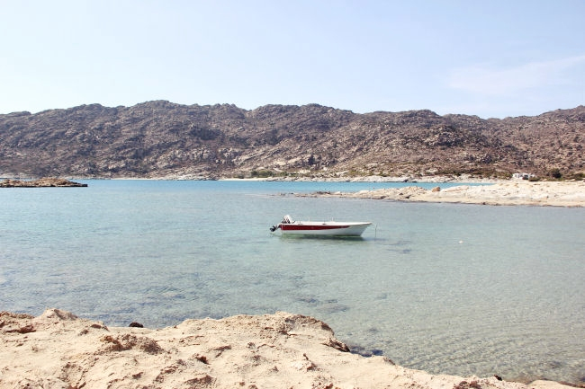 most beautiful Cyclades beaches