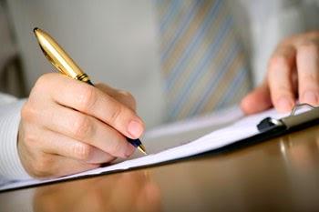 Contoh Surat Perjanjian Hutang Piutang Sederhana