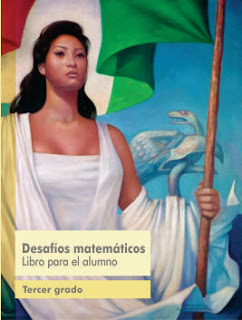 Desafíos Matemáticos libro para el alumno Tercer grado Ciclo Escolar 2016-2017