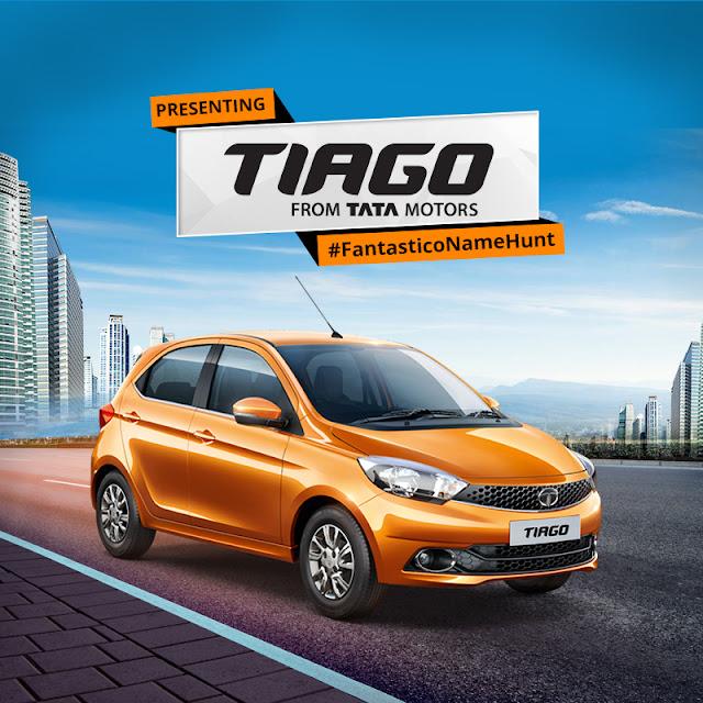 Tata Motors TIAGO compact hatchback