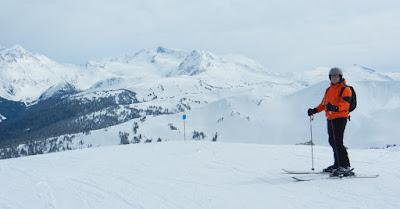 Ski Trip to Quebec Canada