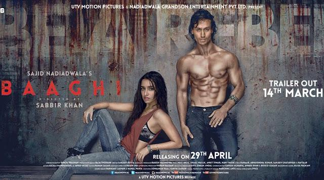 Baaghi 2016 Hindi Full Movie Download