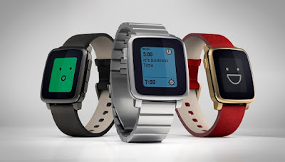 Pebble Time Watch app for iPhone now available for download