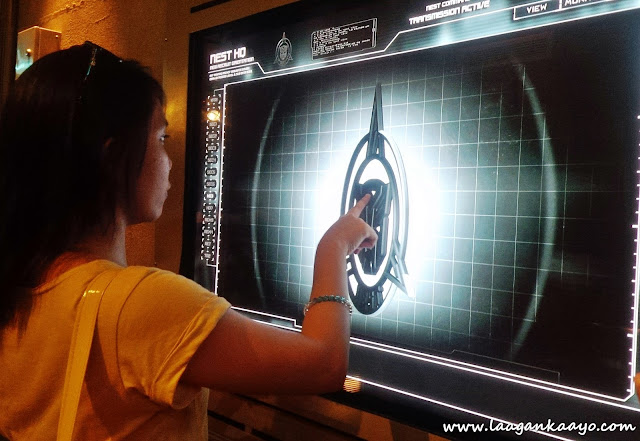Transformers at Universal Studios Singapore