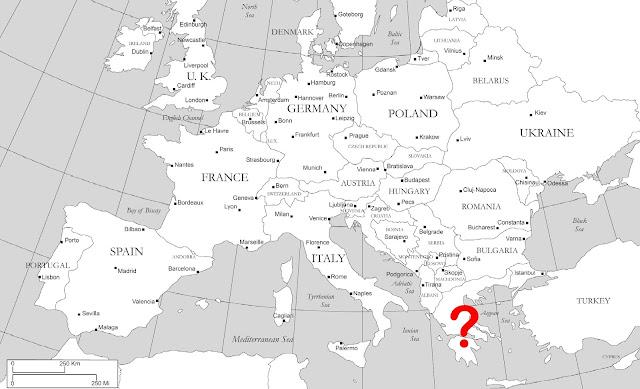 Η Ελλάδα καταλύθηκε επίσημα ως συγκροτημένο κράτος της διεθνούς κοινότητας.
