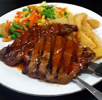 How to Make Beef Tenderloin Steak Black Pepper Cream Sauce