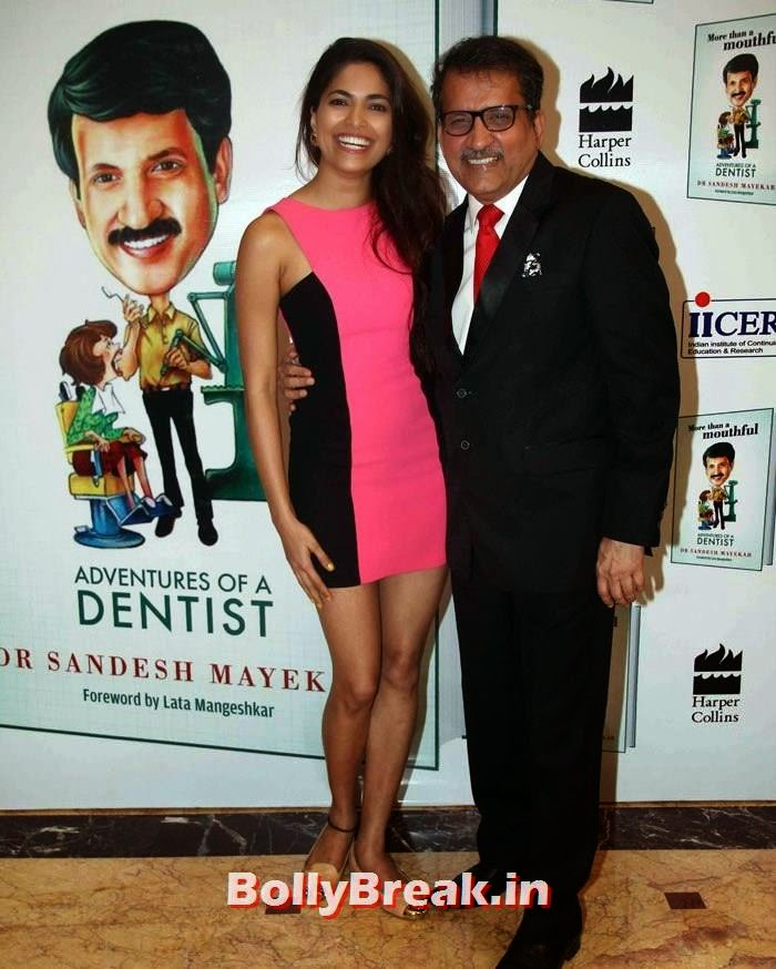 'More Than A Mouthful Adventures Dentist' Book Launch, Parvathy Omanakuttan New Sexy Images