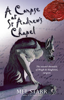 https://www.goodreads.com/book/show/6425690-a-corpse-at-st-andrews-chapel