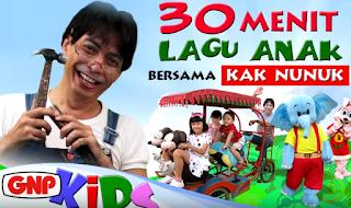 Download Lagu Anak-Anak Paling Populer Full Album Mp3 Bersama Kak Nunuk Artis Cilik Lengkap