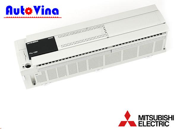 Đại lý bán PLC Mitsubishi FX3U-128MR/ES-A