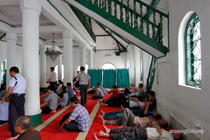 masjid raden saleh cikini jakarta pusat