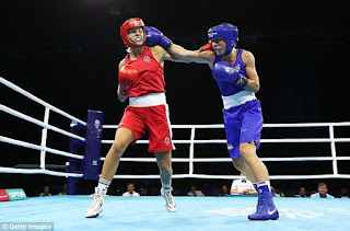 AUSTRALIAN BOXER TAYLAH ROBERTSON WINS COMMONWEALTH GAMES BRONZE MEDAL DESPITE FAILING TO WIN A FIGHT