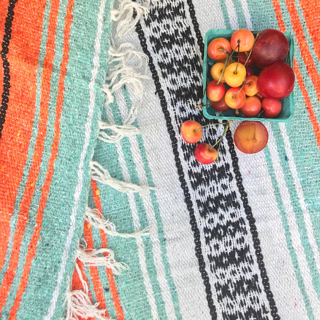 sakcloth and ahes blanket